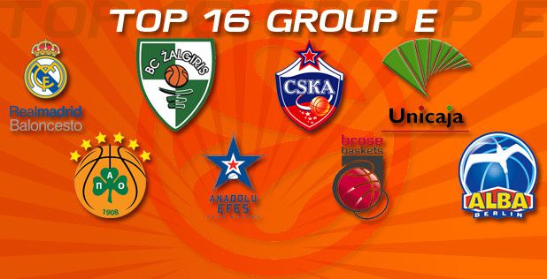 Top 16: Présentation des matchs du Groupe E
