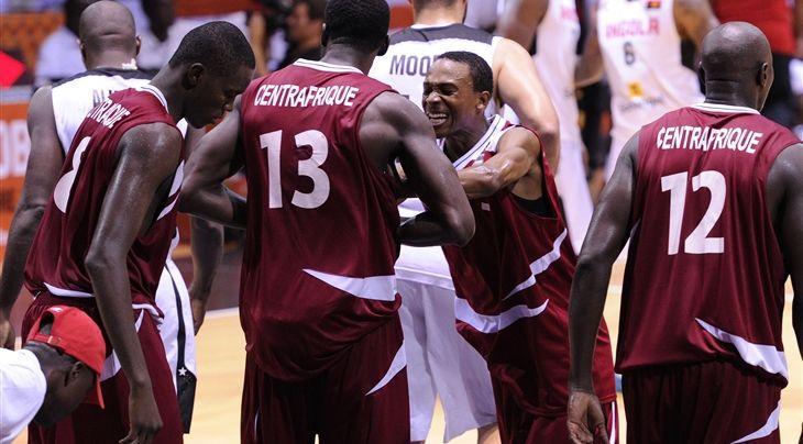 Afrobasket 2015: Gros plan sur la Centrafrique