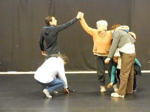 Théâtre et Ecriture _ 03/04/05 Fevrier