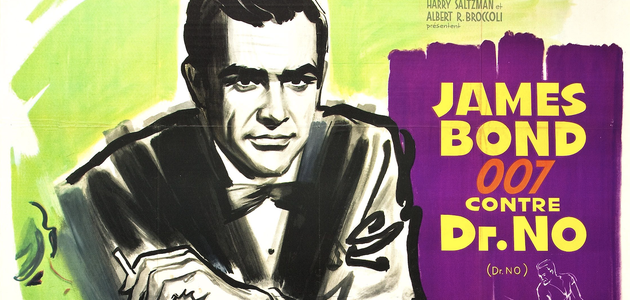 "BACK 2 CLASSICS: ""JAMES BOND 007 CONTRE DR. NO"" (1962)"
