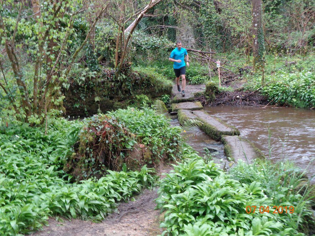 Photos du trail du Min Ran