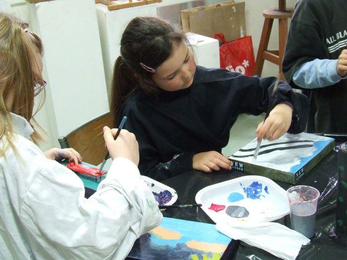 """""""Mon voyage"""" Activités Arts & Co/Cap Culture de 5 à 12 ans de 10 à 12h au Parc Ste Anne, Lannion"""