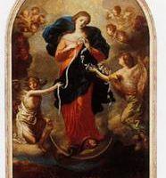 Méditation sur le tableau de « Marie qui défait les nœuds »