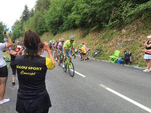 Du JEGOU SPORT au Tour de France