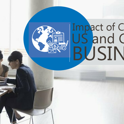 Impact of Covid-19 on US and Canadian businesses