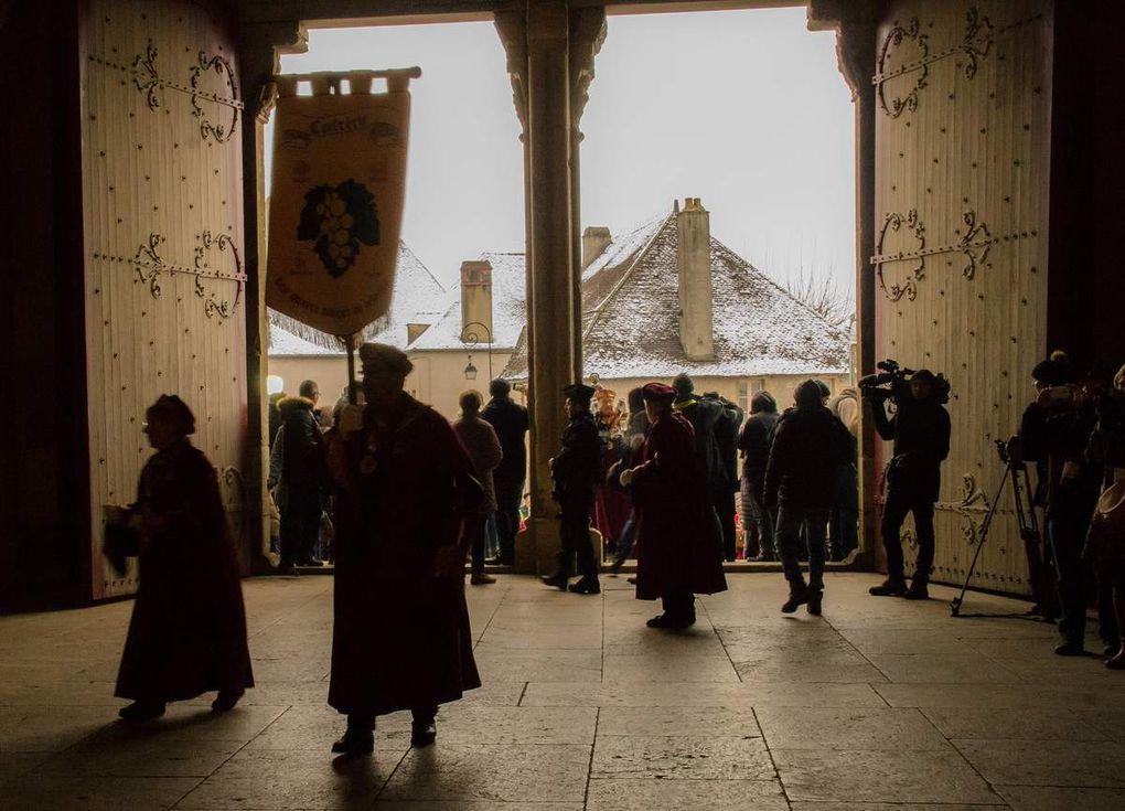 Galerie de photos de la Saint-Vincent tournante de Vézelay