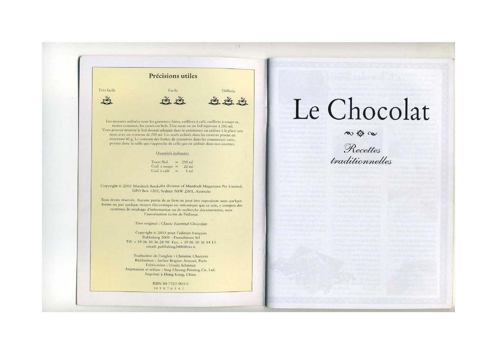 Album - anne-wilson-chocolat