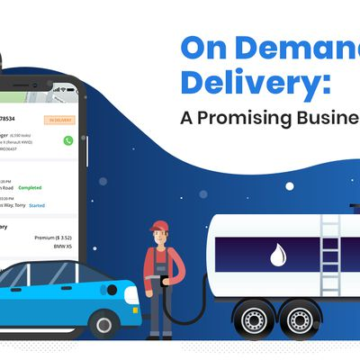 Transform Fuel Filling Experience with On-demand Fuel Delivery