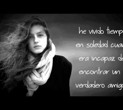 Birdy -  Fire and Rain (Subtitulado en español)