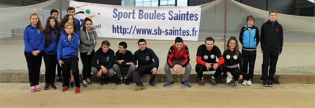 2017.12.10 Tour 2 du Simple U18 et U 15 à Saintes