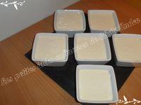 Mousse chocolat blanc et pistaches caramélisées