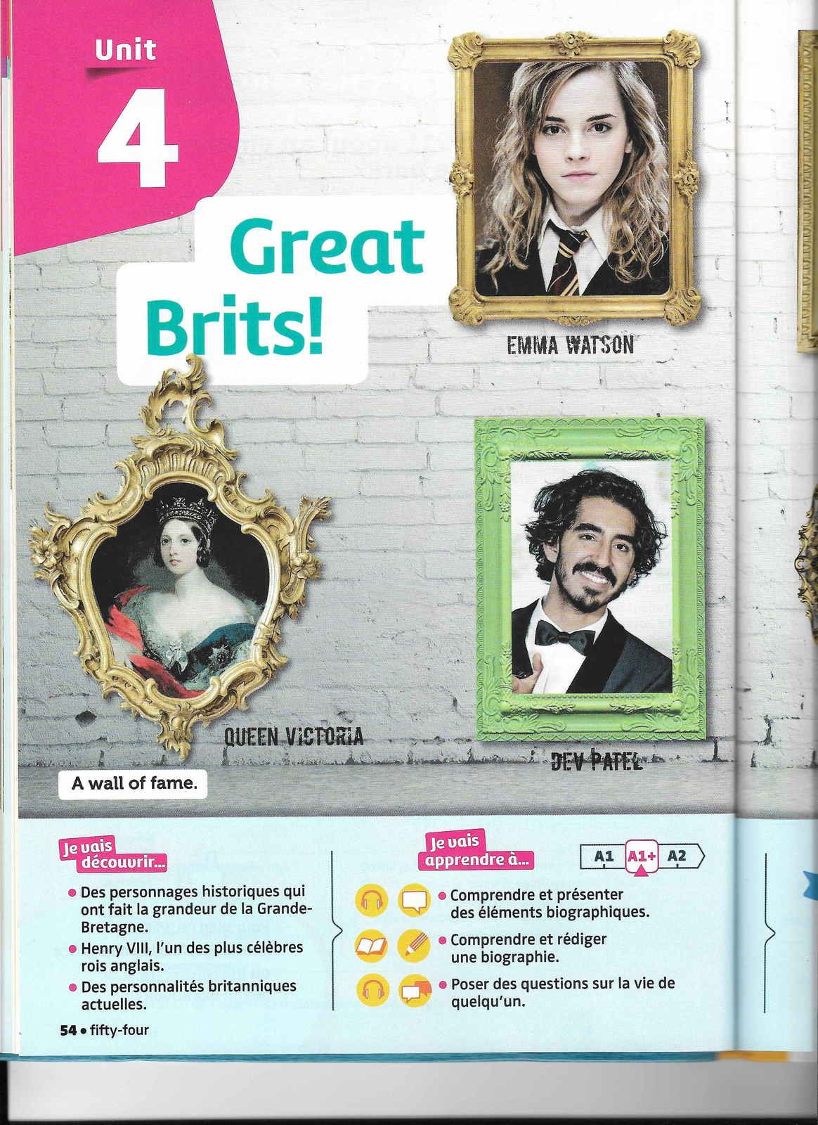 Famous Brits on money!