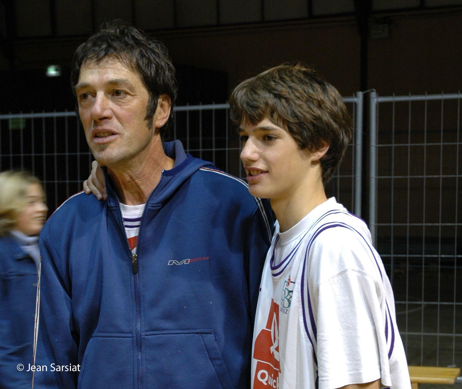 Larrouquis père et fils
