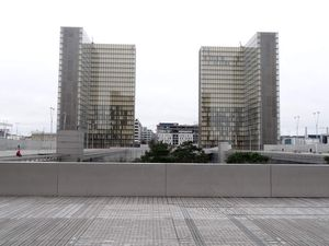 Bibliothèque Nationale de France François Mitterand