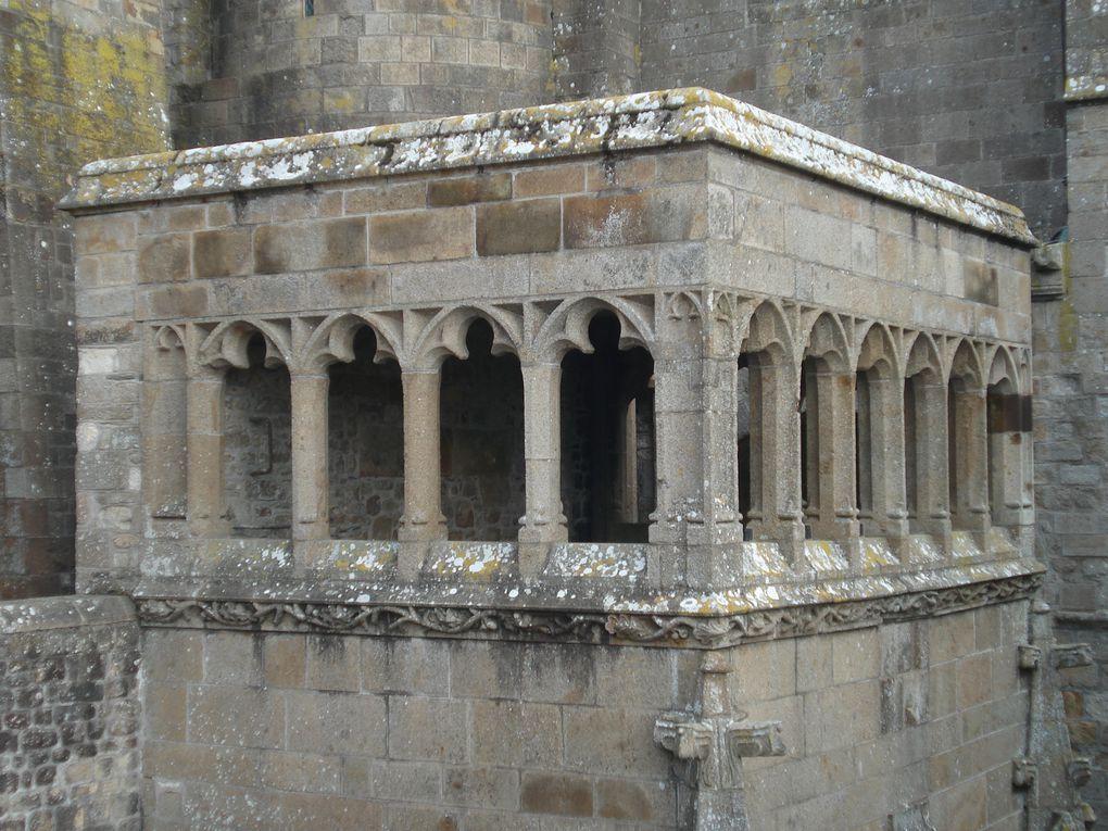 Découverte du Mont Saint-Michel, le deuxième lieu le plus visité de France...