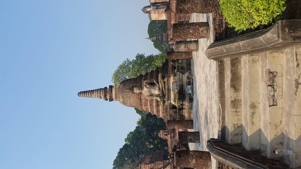 Sukhothai historique