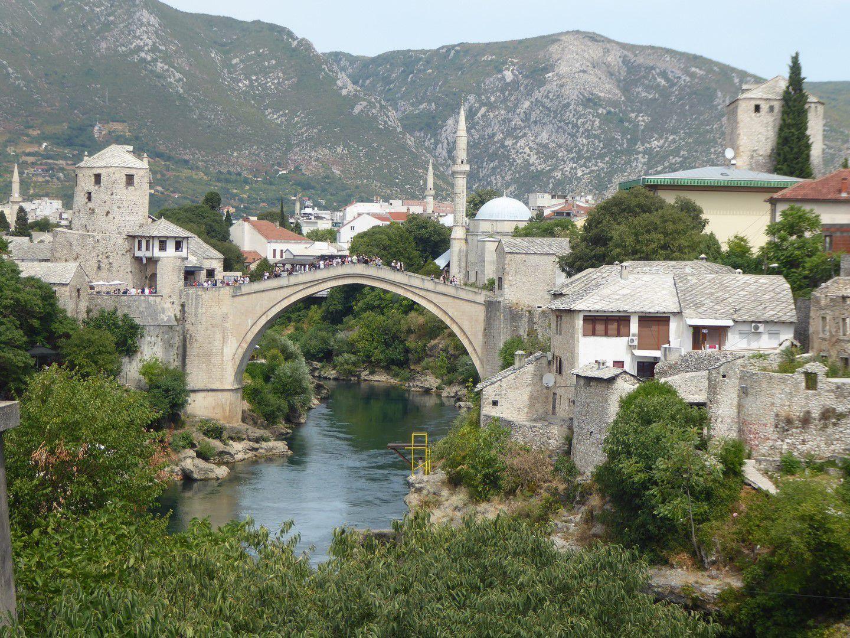 J4 - Mostar - Sarajevo
