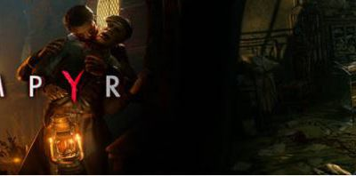 "RPG games: discover ""Vampyr"" on Fuze Forge's ""Store"" section"