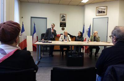 Assemblée générale 2017 - Bonnes fêtes.