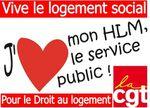 PROJET DE LOI LOGEMENT : Une attaque sans précédent contre le logement social!