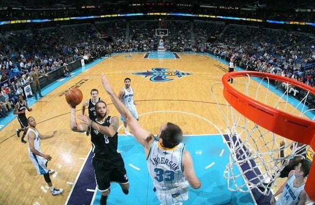 Les Nets s'imposent dans la douleur à New Orleans