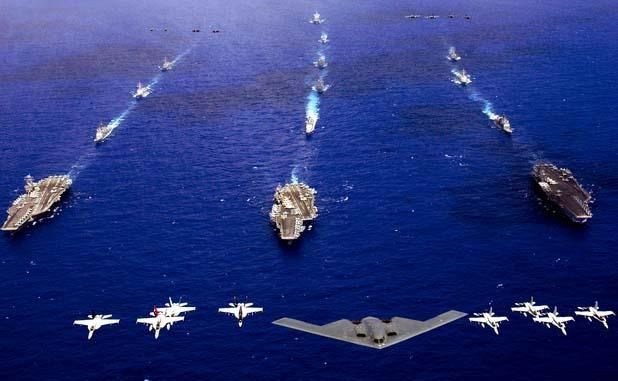 Goodbye, Oil: US Navy Cracks New Renewable Energy Technology To Turn Seawater Into Fuel, Allowing Ships To Stay At Sea Longer