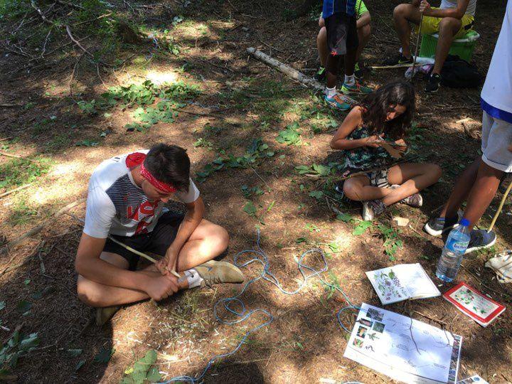 La Courbe été 2017 : Mini-Camp à Lacaune -2-