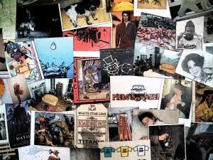 Culture de cartes postales
