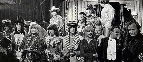 The Rock and Roll Circus de Michael Lindsay-Hogg (1968)