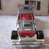 AMC GREASED GREMLIN HOT WHEELS 1/64 MINIATURE BUGGY - car-collector.net