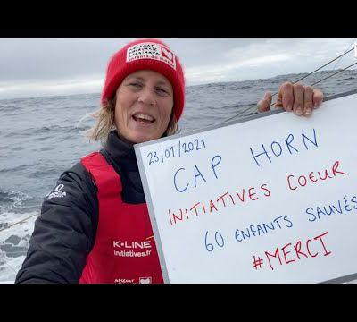 [Solidarité] Initiatives Cœur : ''défier les océans pour sauver des enfants'' avec la skipper Sam Davies