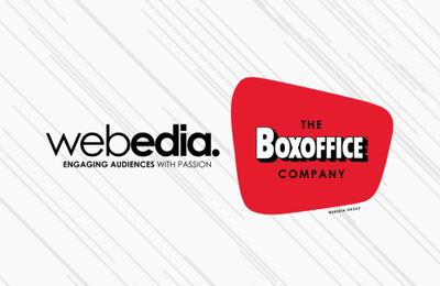 Webedia rassemble l'ensemble de ses activités dans l'univers du cinéma sous la marque The Boxoffice Company