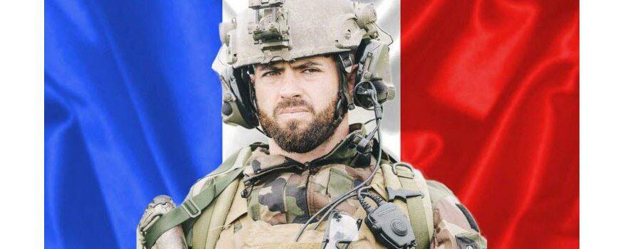 Hommage au soldat Blasco, tué au Mali