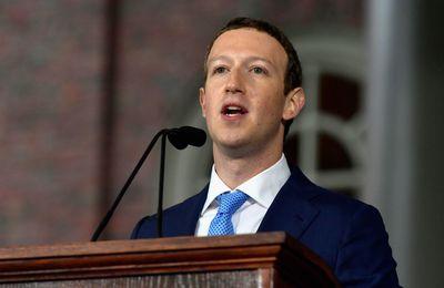 Facebook: Mark Zuckerberg é ouvido no Congresso sobre o escândalo que envolve a obtenção de dados de utilizadores.