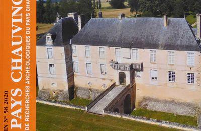 LE CHÂTEAU DU BOIS-DOUSSET (Lavoux, Vienne), sept siècles d'histoire.