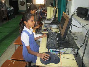 Ecole de Nai Talim à Sewagram - Inde