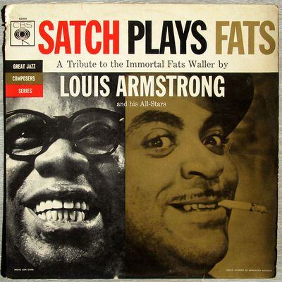louis armstrong and his all-stars - satch plays fats - 1955