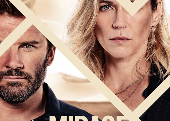 Mirage (Saison 1, 6 épisodes) : durififi à Abu Dhabi