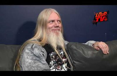VIDEO - Interview avec Marko Hietala de NIGHTWISH
