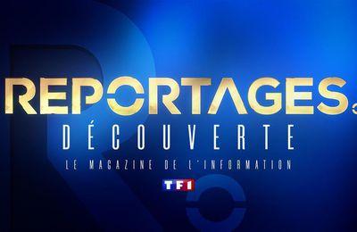 """""""A la recherche de leur sens perdu"""" dans """"Reportages Découverte"""" sur TF1"""