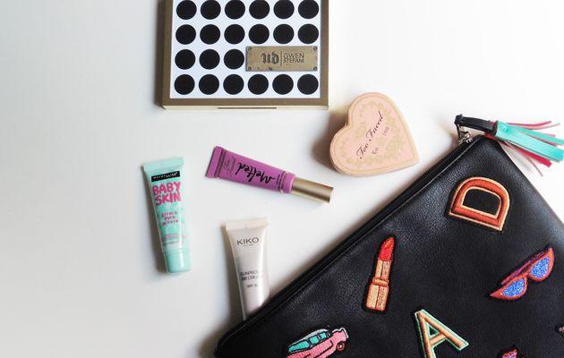 Mes 5 indispensables maquillage pour cet été !