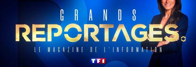 """""""Escroquerie sur la toile"""" dans """"Grands Reportages"""" sur TF1"""