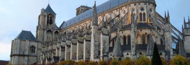 La Cathédrale Saint-Etienne de Bourges / Balade dans le Cher