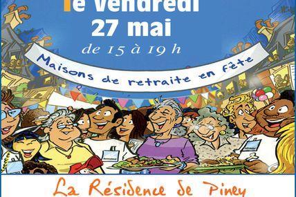 Animation de caricatures à Piney