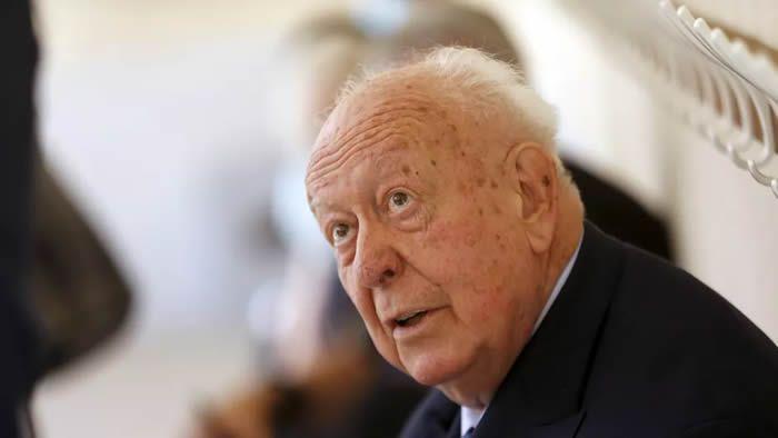 Jean-Claude Gaudin, en juin 2020. (VALLAURI NICOLAS / MAXPPP)