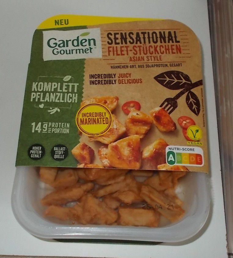 Garden Gourmet Sensational Filet-Stückchen Asian Style