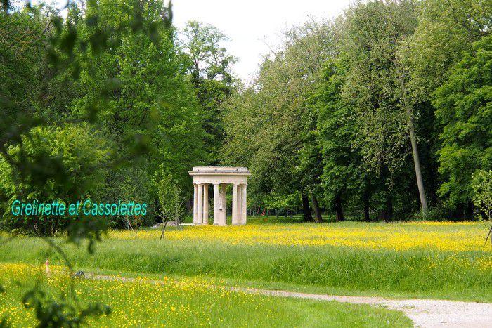 Journées des Plantes de Chantilly, les Jardins préférés d'André Le Nôtre
