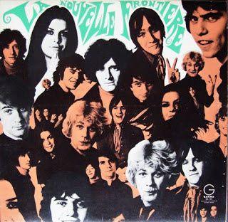 la nouvelle frontière, le nouveau son québécois des années 1970 imprégné de folk-rock californien et de la tribu charlebois