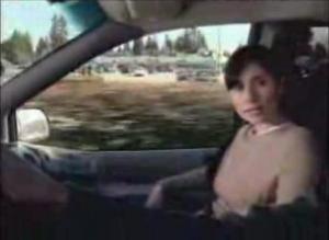 Vidéo choc : boire au volant.