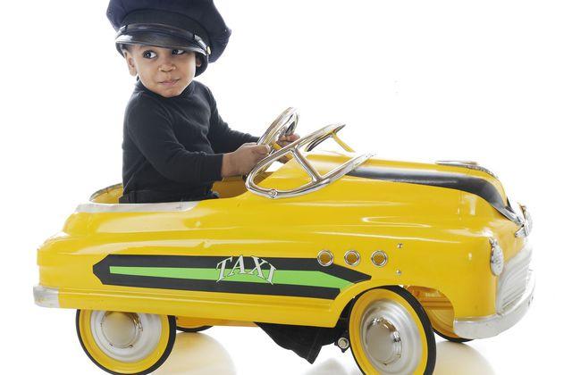 Babycab, FamilyCab... Voyager avec Bébé en Taxi !